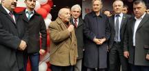 MHP Kozlu seçim bürosu açıldı…