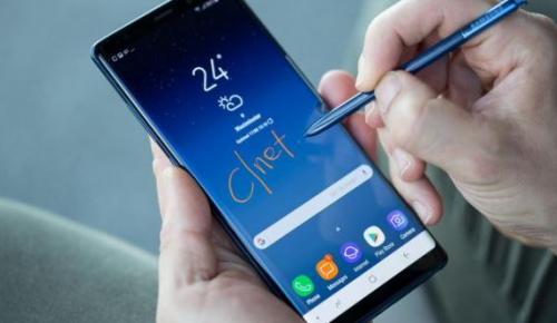 Samsung Galaxy Note 8 İçin Android Pie Güncellemesi Dağıtılmaya Başlandı