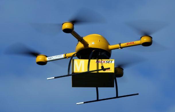 vvs - PTT drone ile kargo teslimatına başlıyor!