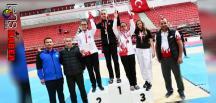 Zonguldak'ın gururu.. Tekvandoda büyük başarı…