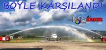 Kemerlerinizi bağlayın uçuyoruz Zonguldak!