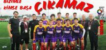 Sarayspor'a başarılar… Final aşkına