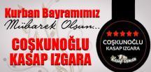 Coşkunoğlu Kasap Izgara'dan bayram mesajı