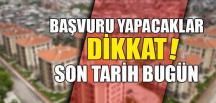 BAŞVURU YAPACAKLAR DİKKAT!
