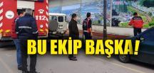 BU EKİP BAŞKA!