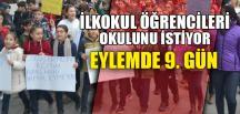 EYLEMDE 9. GÜN