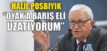 POSBIYIK'TAN OYAK'A BARIŞ ELİ