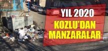 KOZLU'DAN MANZARALAR