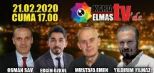 KARAELMAS TV YAYINLARINA BAŞLIYOR