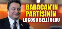 BABACAN'IN PARTİSİNİN LOGOSU BELLİ OLDU…