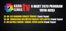 KARAELMAS TV PROGRAM YAYIN AKIŞI