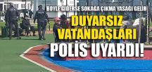 DUYARSIZ VATANDAŞLARI POLİS UYARDI!