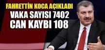 VAKA SAYISI 7402 CAN KAYBI 108