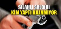 SİLAHLI SALDIRI