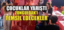 ZONGULDAK'I TEMSİL EDECEKLER