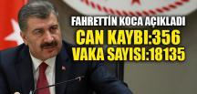 CAN KAYBI 356, VAKA SAYISI 18.135