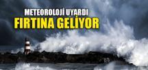FIRTINA GELİYOR