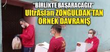 UltrAslan ZONGULDAK'TAN ÖRNEK DAVRANIŞ