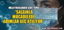"""""""SÜREÇ İDARE EDİLİYOR"""""""