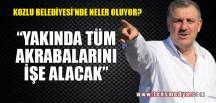 """""""ALİ BABA'NIN BİR ÇİFTLİĞİ VAR…"""""""