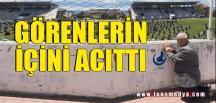 GÖRENLERİN  İÇİNİ ACITTI!