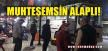 MUHTEŞEMSİN ALAPLI!