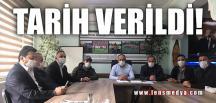 TARİH VERİLDİ!