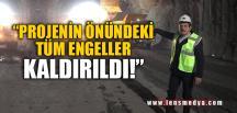 """""""ENGELLER KALDIRILDI"""""""